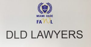 DLD Lawyers Sponsors the Miami Dade FAWL